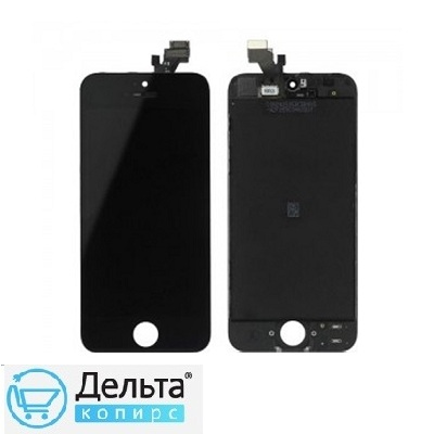 Модуль (LCD+Touch) Apple iPhone 5 черный