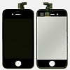 Модуль (LCD+Touch) Apple iPhone 4 черный